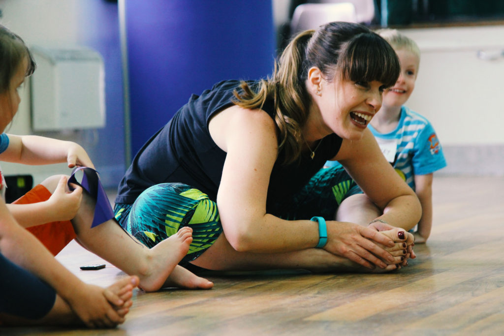 Dance Classes in Leighton Buzzard - Tot Bop