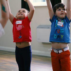 Tot Bop - Junior Dance Classes Leighton Buzzard