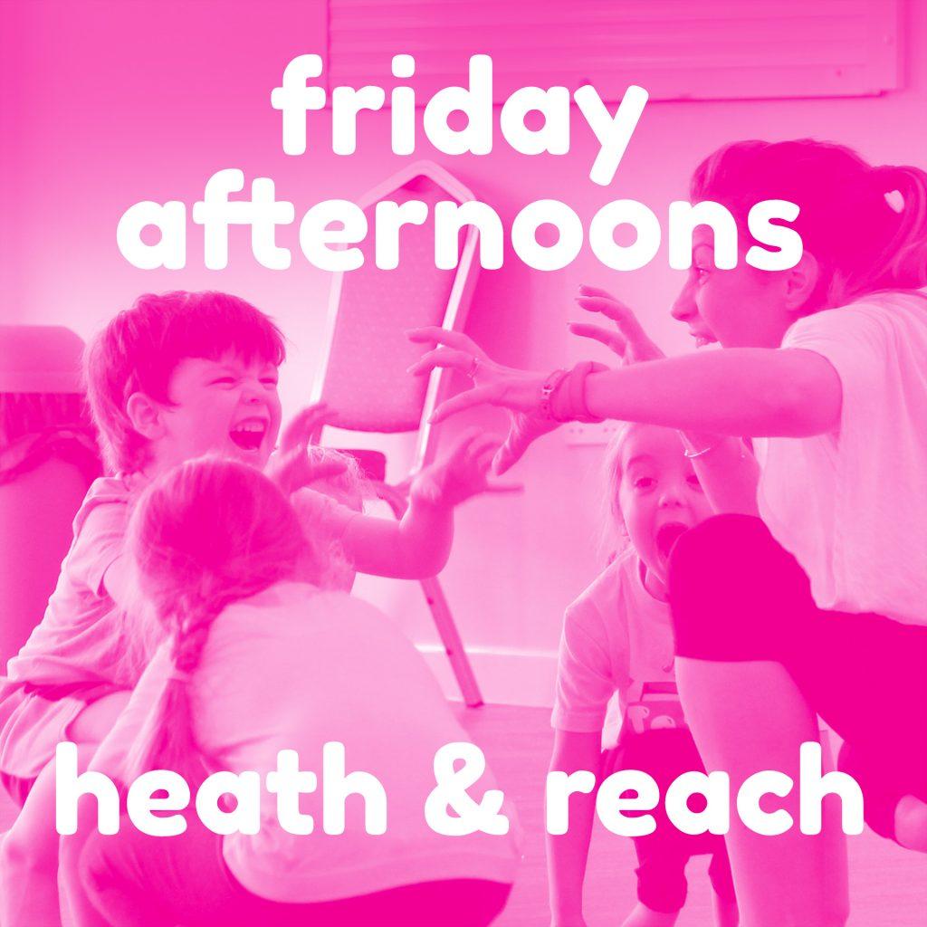 dance classes in heath and reach