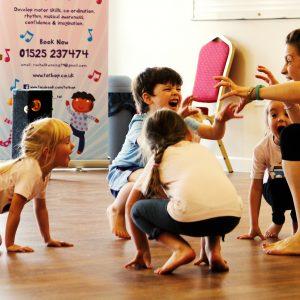 Children's Jazz Dance Classes in Leighton Buzzard - TotBop