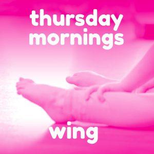 Wing Village Dance Classes - TotBop - Thursdays