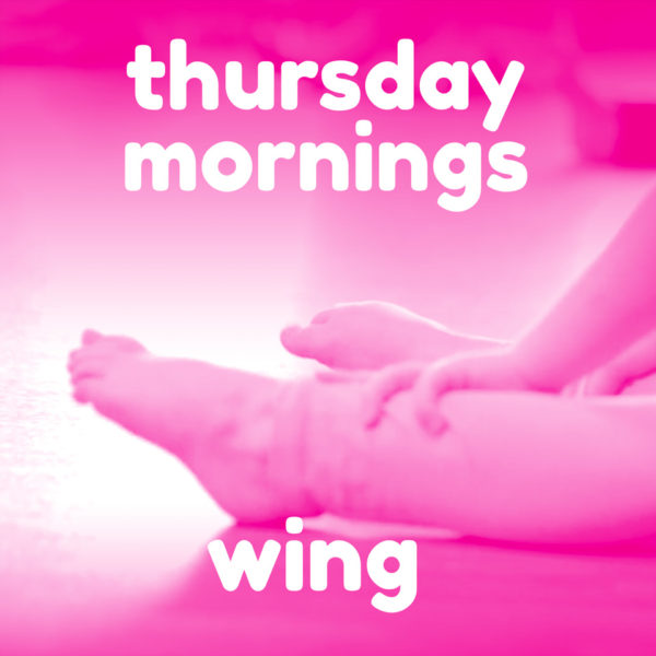 Wing Village Dance Classes - TotBop - Thursdays