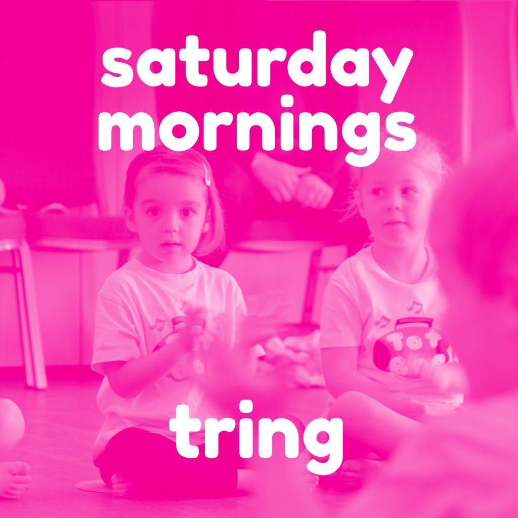 Kids Saturday dance classes in Tring